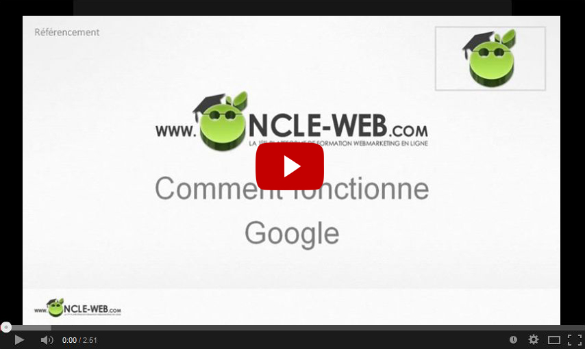 Comment fonctionne Google ?