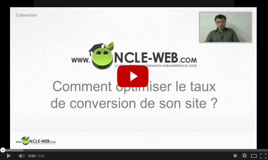 Comment optimiser le taux de conversion de son site ?