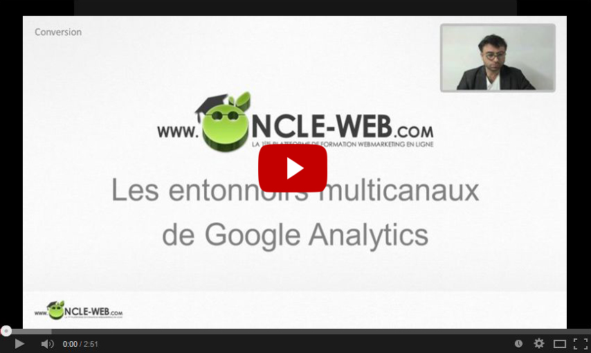 Les entonnoirs multicanaux de Google Analytics