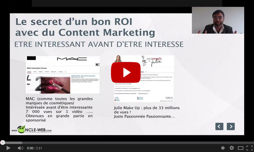 Comment construire un Marketing de contenu qui rapporte ?