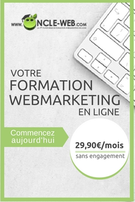 abonnement formation webmarketing