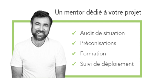 formation web marketing avec mentor